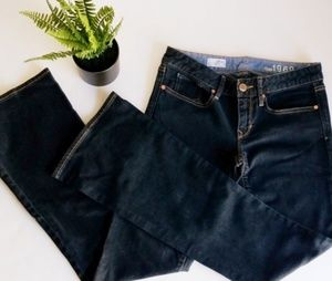 Gap curvy flare jeans